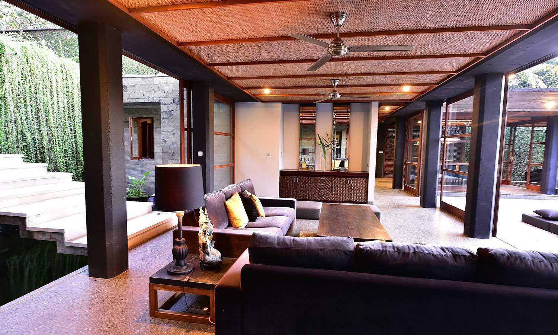 Perpaduan arsitektur tradisional dan modern yang unik dan mempesona (Sumber: arsitag.com)