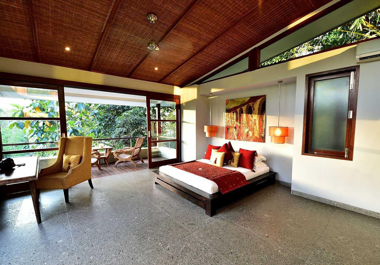 Kehadiran keindahan alam dalam kamar tidur minimalis (Sumber: arsitag.com)