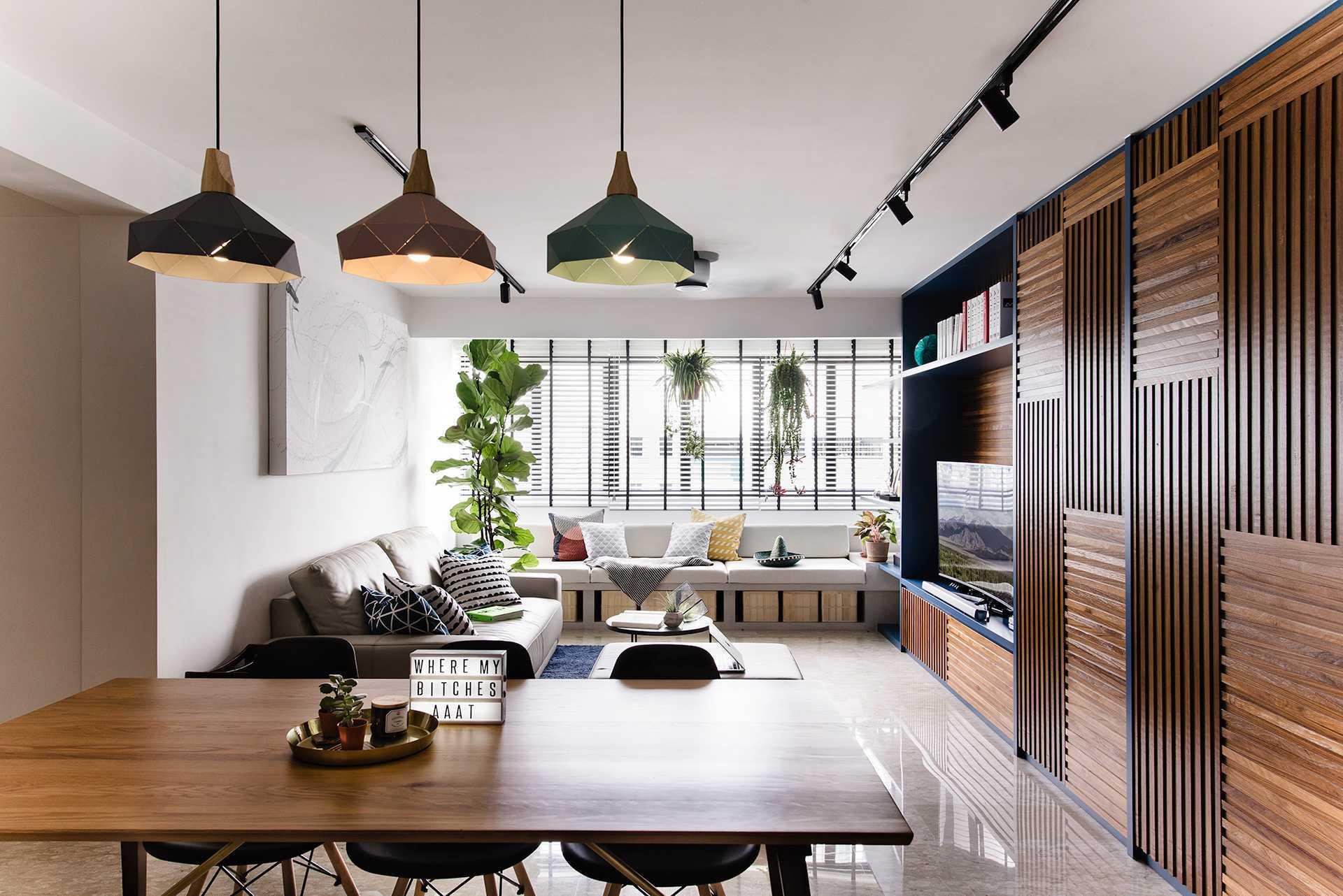 Ragam Ide Kreatif Mendekorasi Ruangan dengan Tanaman Hijau | Foto artikel Arsitag