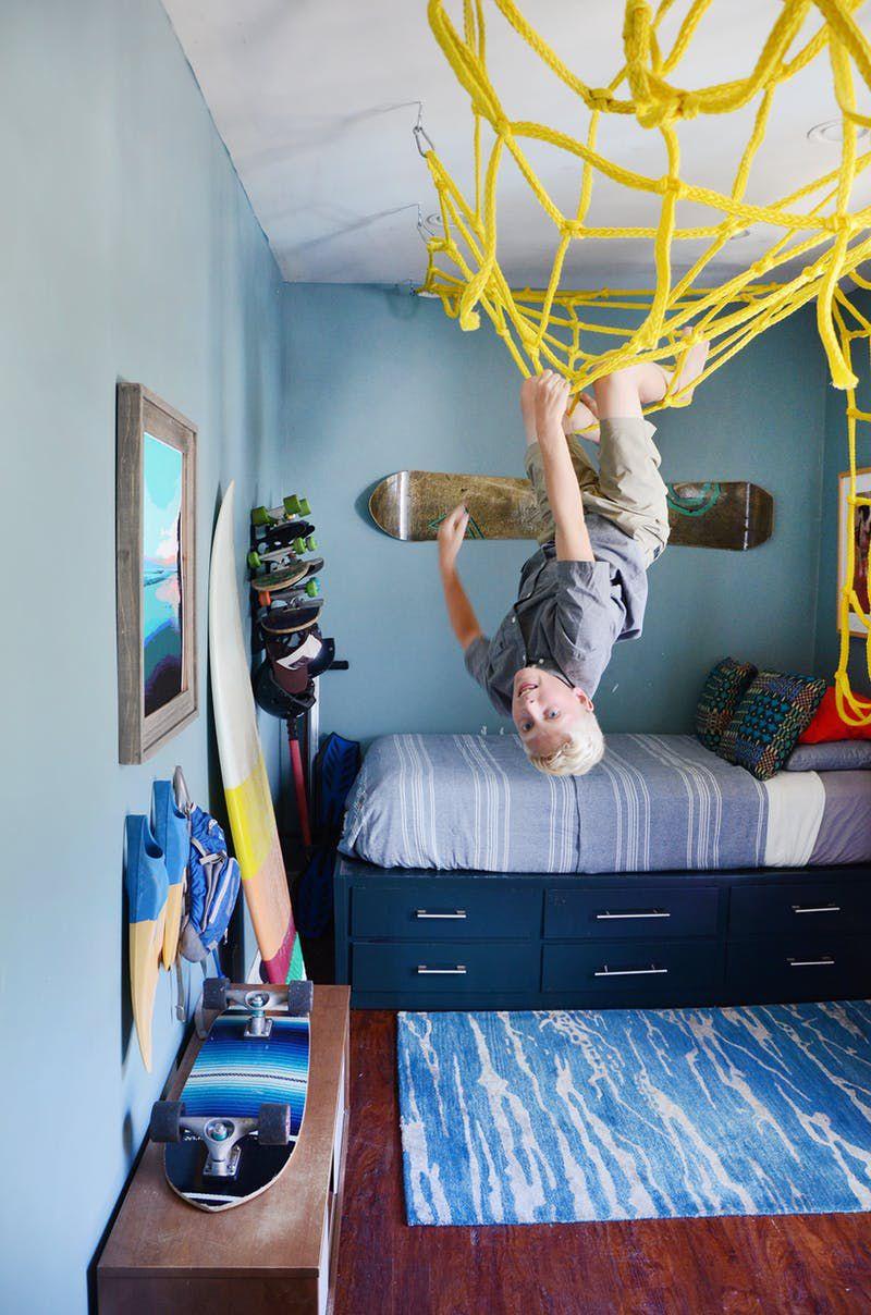 8 Ide Desain Kamar Tidur Anak yang Unik dan Kreatif - ARSITAG