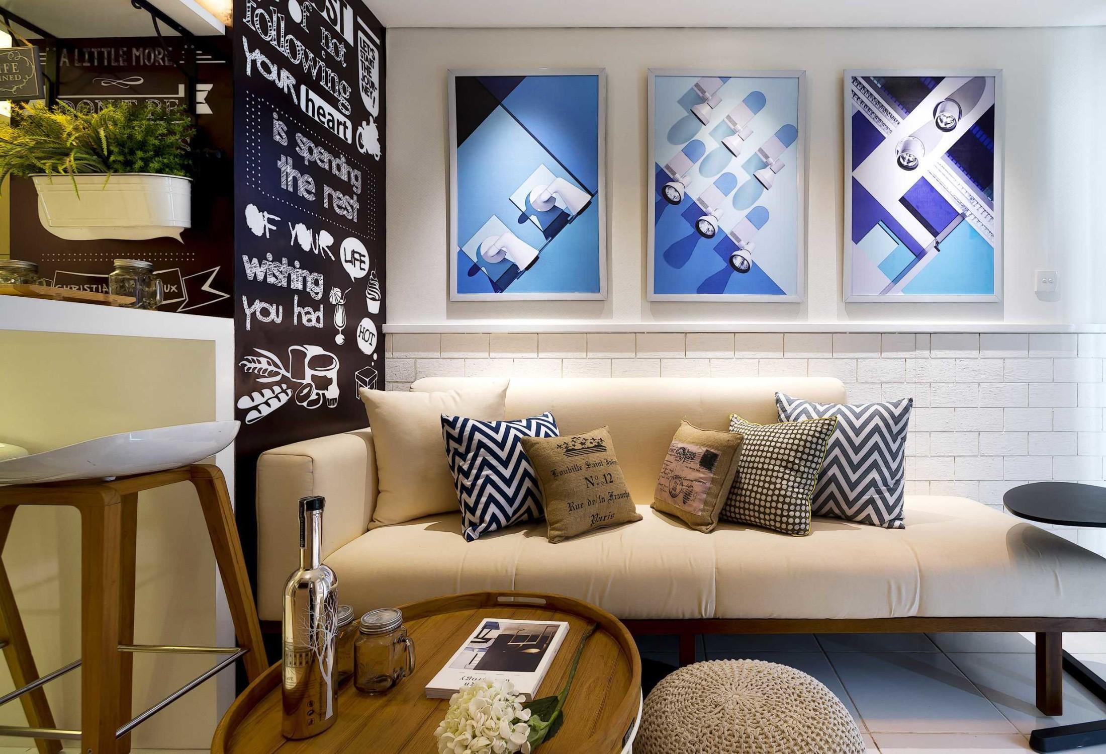 Inspirasi Desain Interior Apartemen Mungil yang Super Nyaman | Foto artikel Arsitag