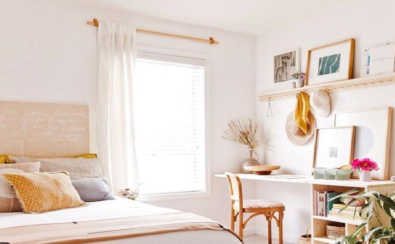 Simak Ruang Kerja Dalam Kamar untuk Anda yang Super Produktif | Foto artikel Arsitag