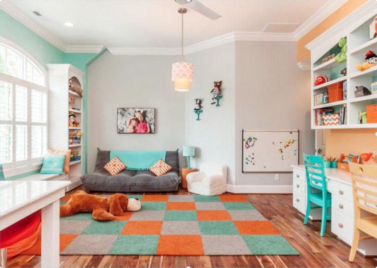 Ruang baca dan belajar multifungsi (Sumber: freshome.com)