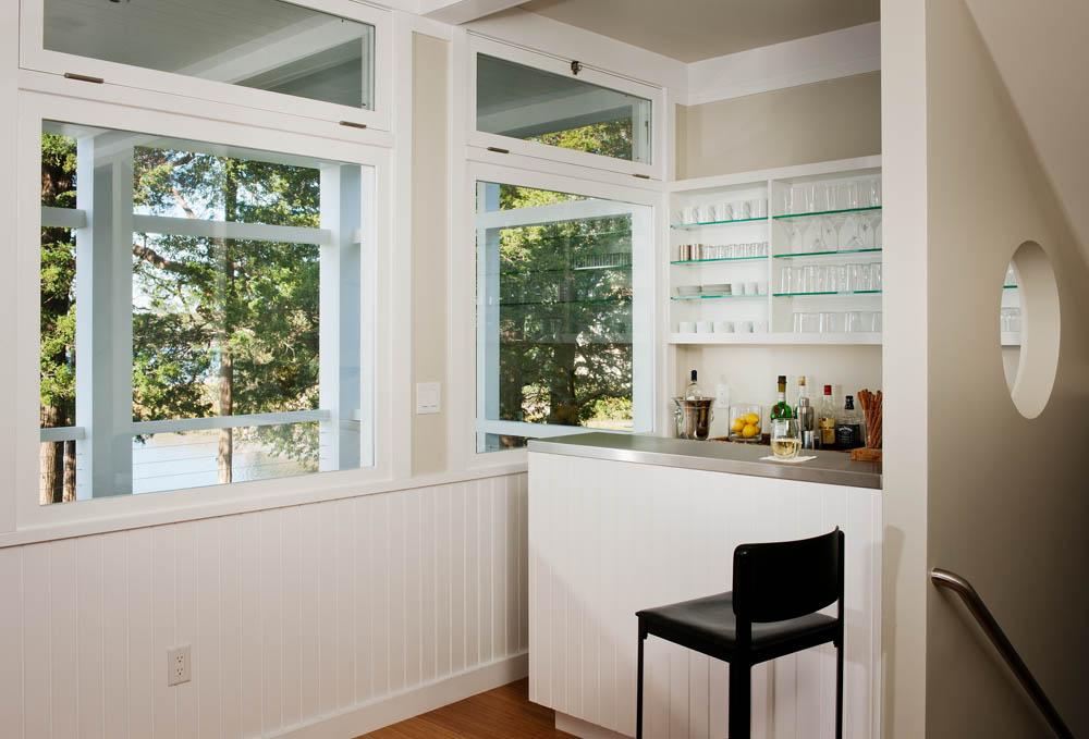 6 Cara Kreatif Ciptakan Mini Bar Sendiri di Rumah. Tidak Harus Beli Baru! | Foto artikel Arsitag