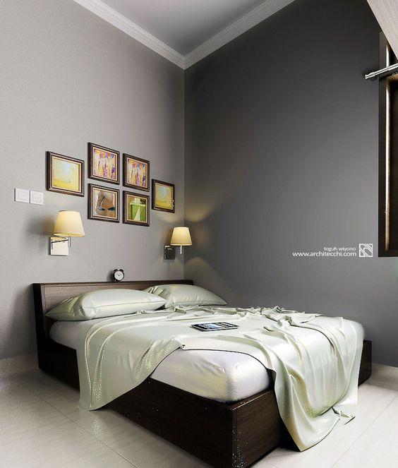 Desain interior kamar tidur cowok bergaya skandinavia (sumber: architecchi.com)