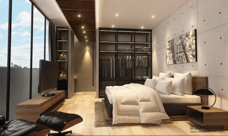desain interior kamar tidur cowok cover