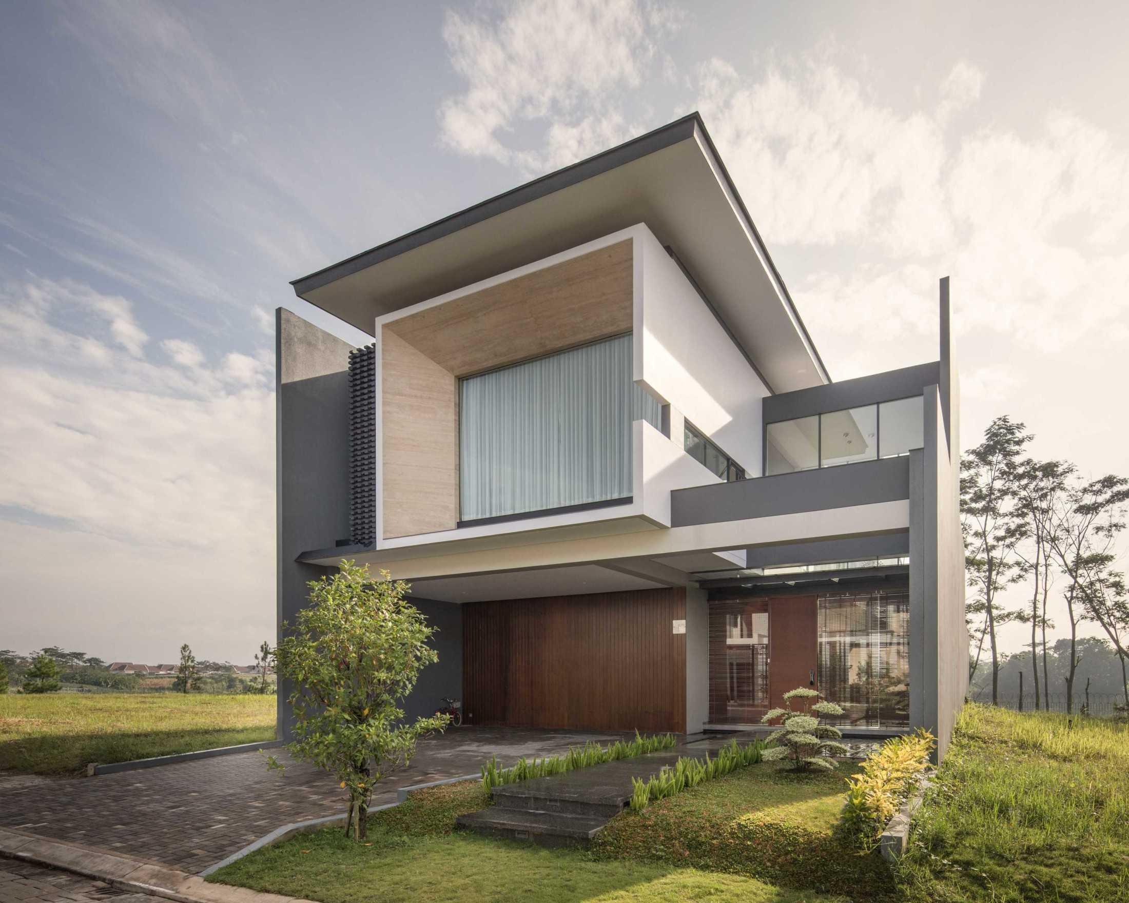 Arsitektur Rumah Modern Minimalis Karya Rakta Studio yang Keren dan Elegan | Foto artikel Arsitag