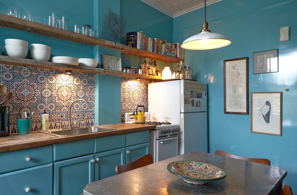 Inspirasi Warna Biru Telur Asin Untuk Interior Rumah Yang Cantik Dan Berkelas Arsitag