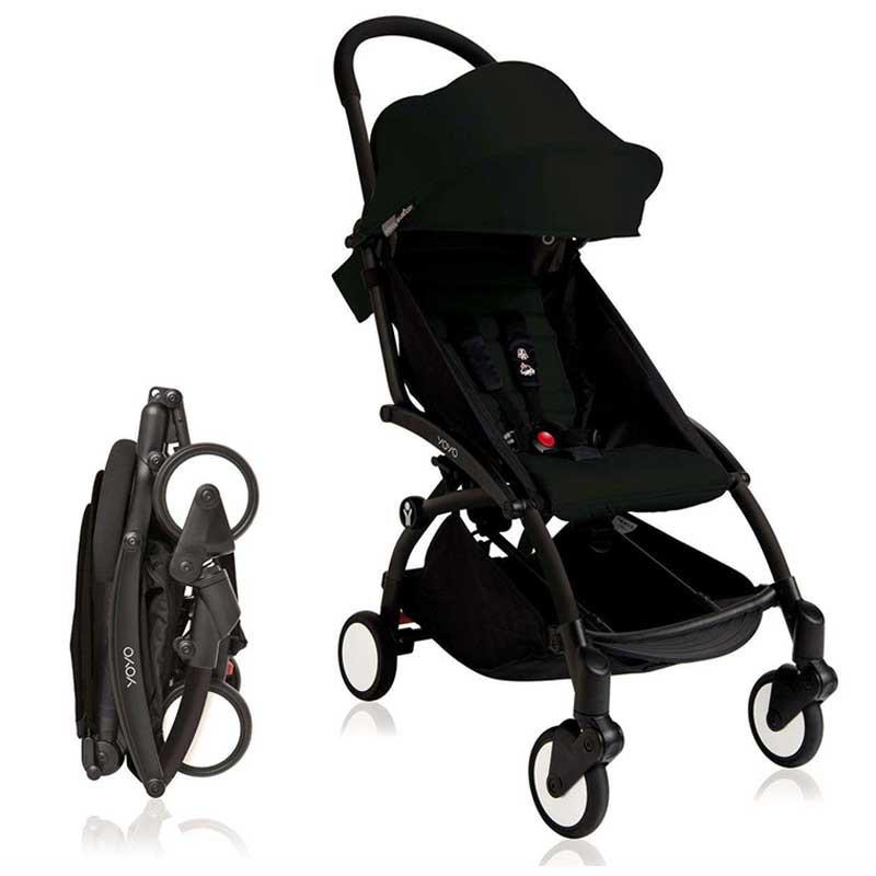 Kereta dorong (stroller) ramping untuk bayi Anda (Sumber: justkidding-me.com)