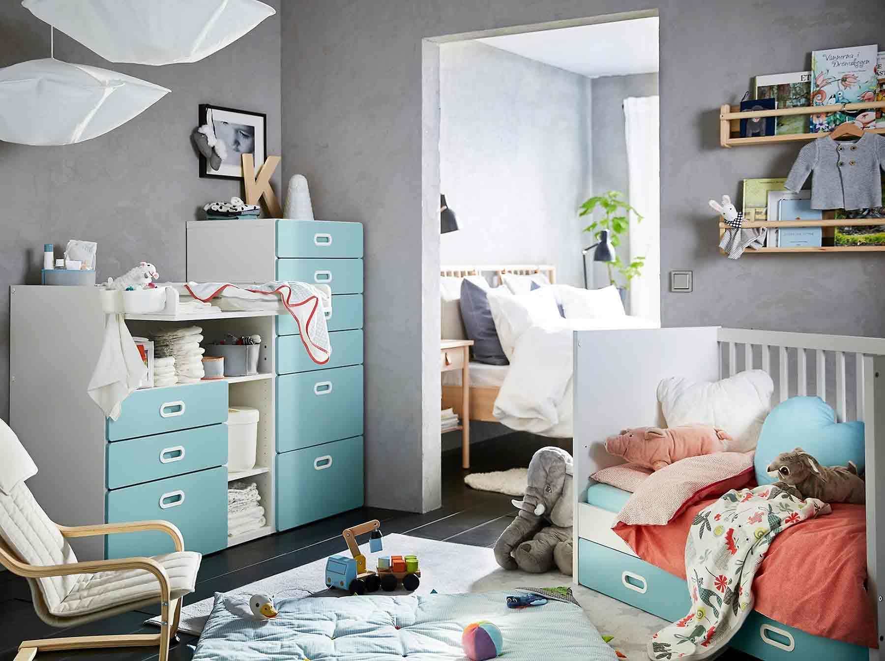 Tips Menyiasati Rumah Mungil untuk Kehadiran Bayi Mungil Anda   Foto artikel Arsitag