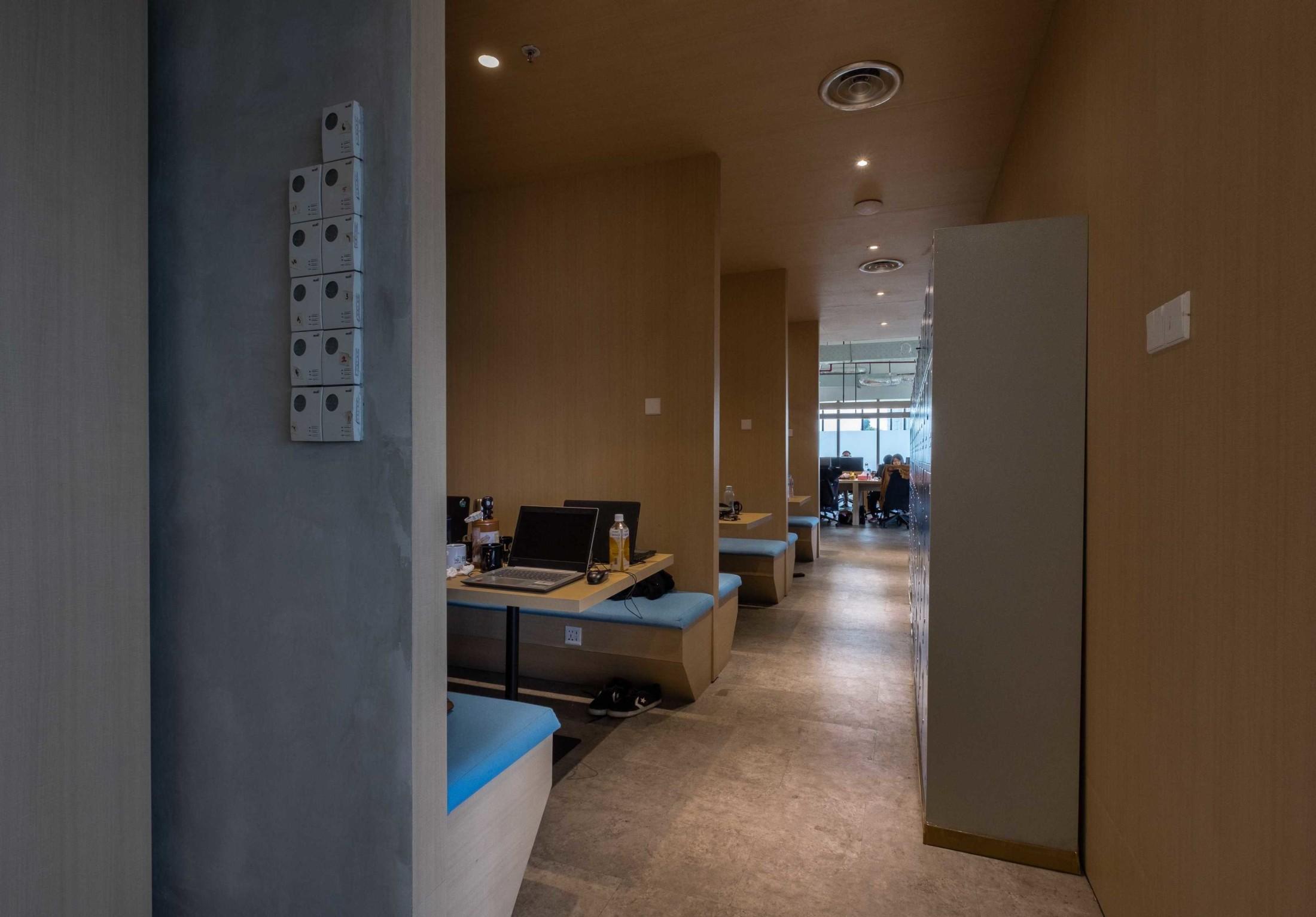 Sirclo Office Karya Arcon-Interior & Furniture Contractor (Sumber: arsitag.com)