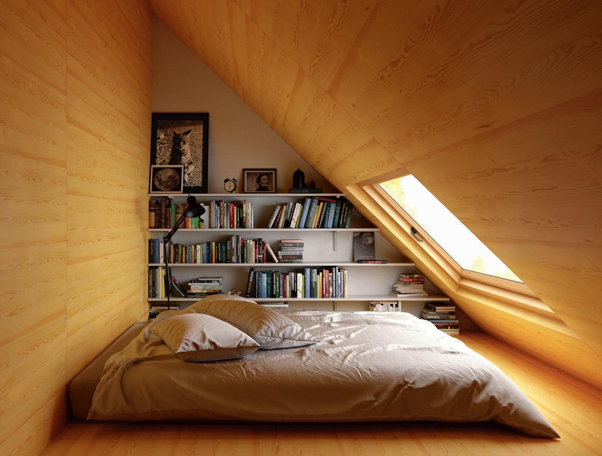 Inspirasi Kreatif Mendekorasi Rumah dengan Menggunakan Buku   Foto artikel Arsitag
