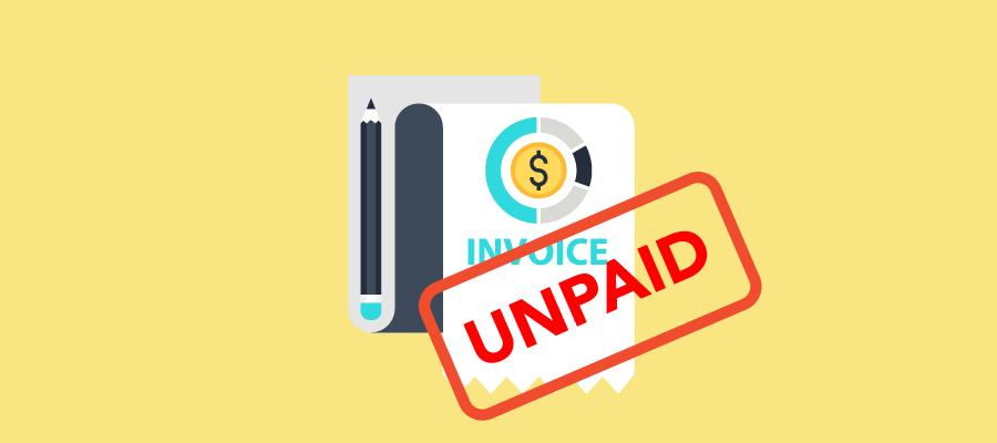Invoice yang telat dibayar juga kadang menyebabkan proyek mangkrak, via trulia.com