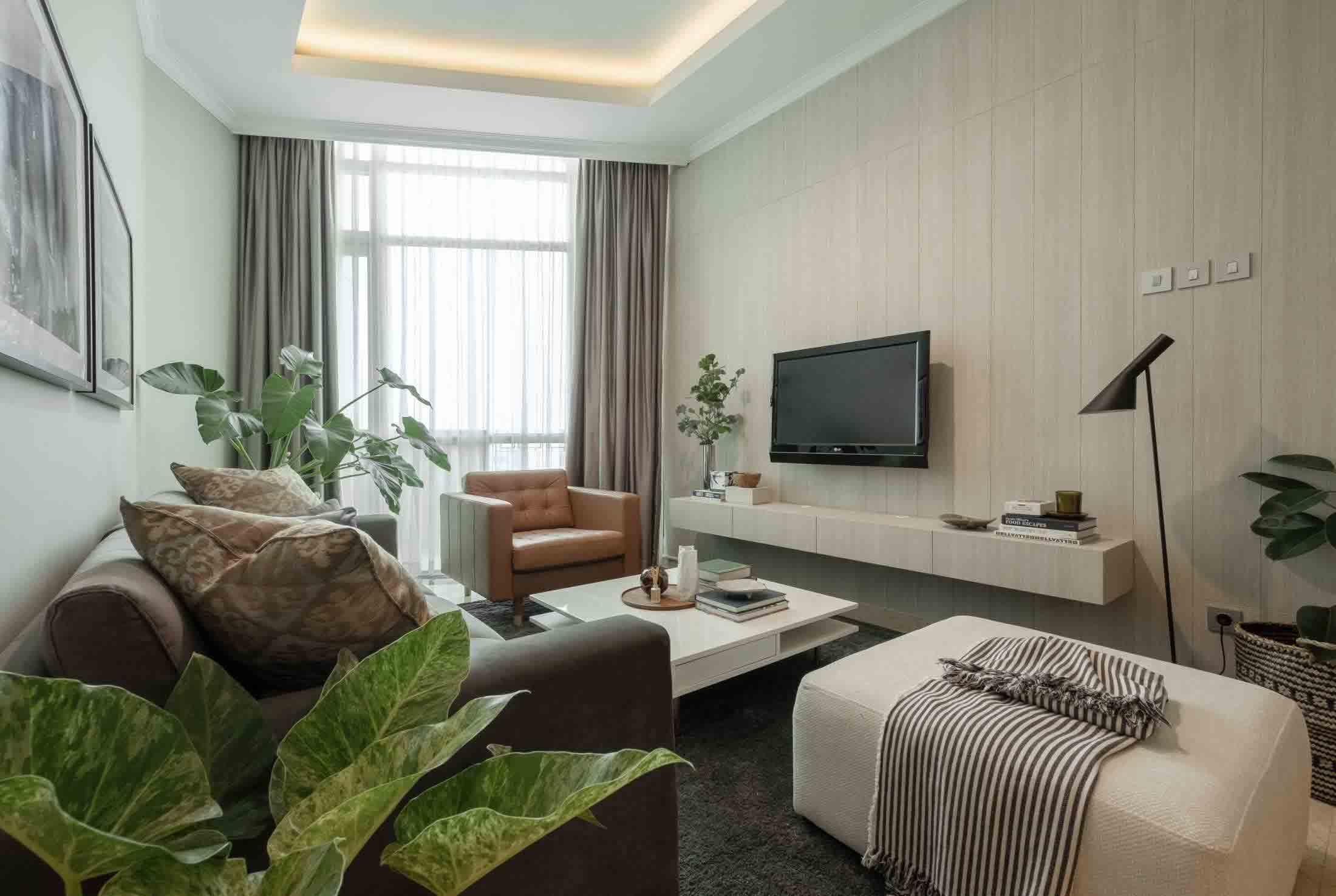 Desain Interior Apartemen Minimalis Super Cantik Dan Elegan Ala Makai Design Company Arsitag