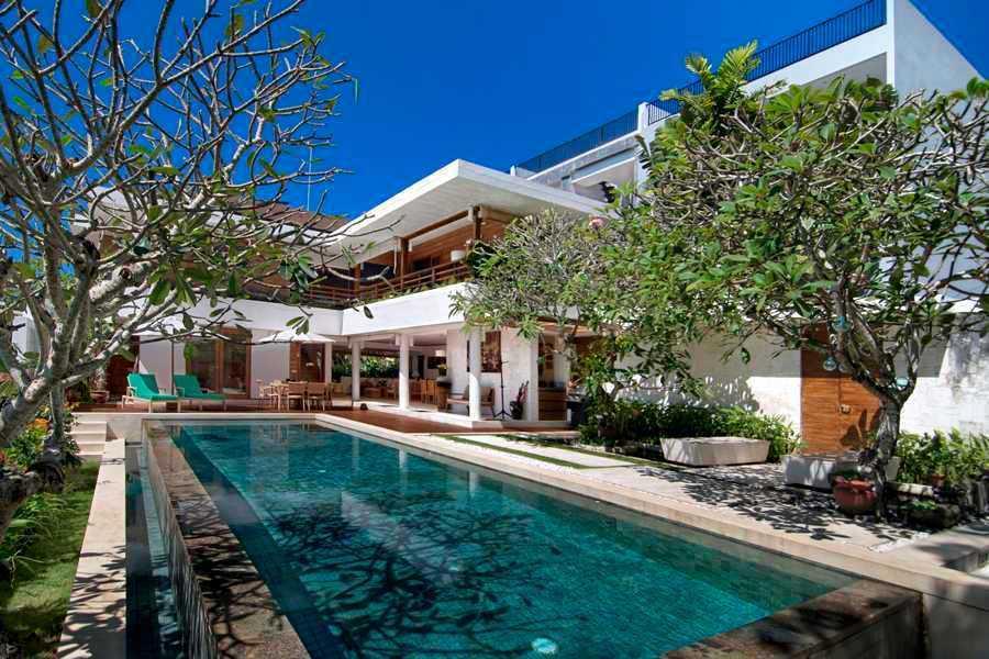 Villa Champa karya Imago Design Studio, via arsitag.com