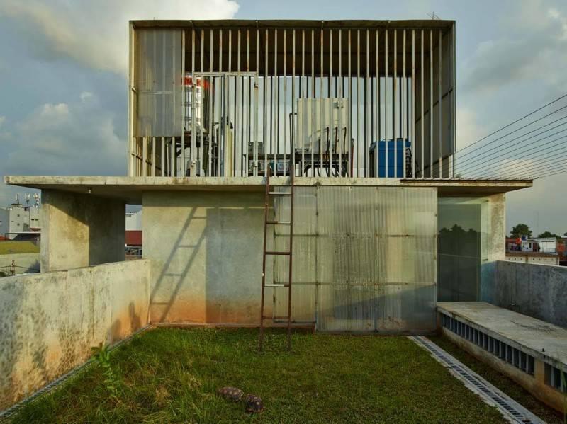 Bare Minimalist karya Raw Architecture (Sumber: arsitag.com)