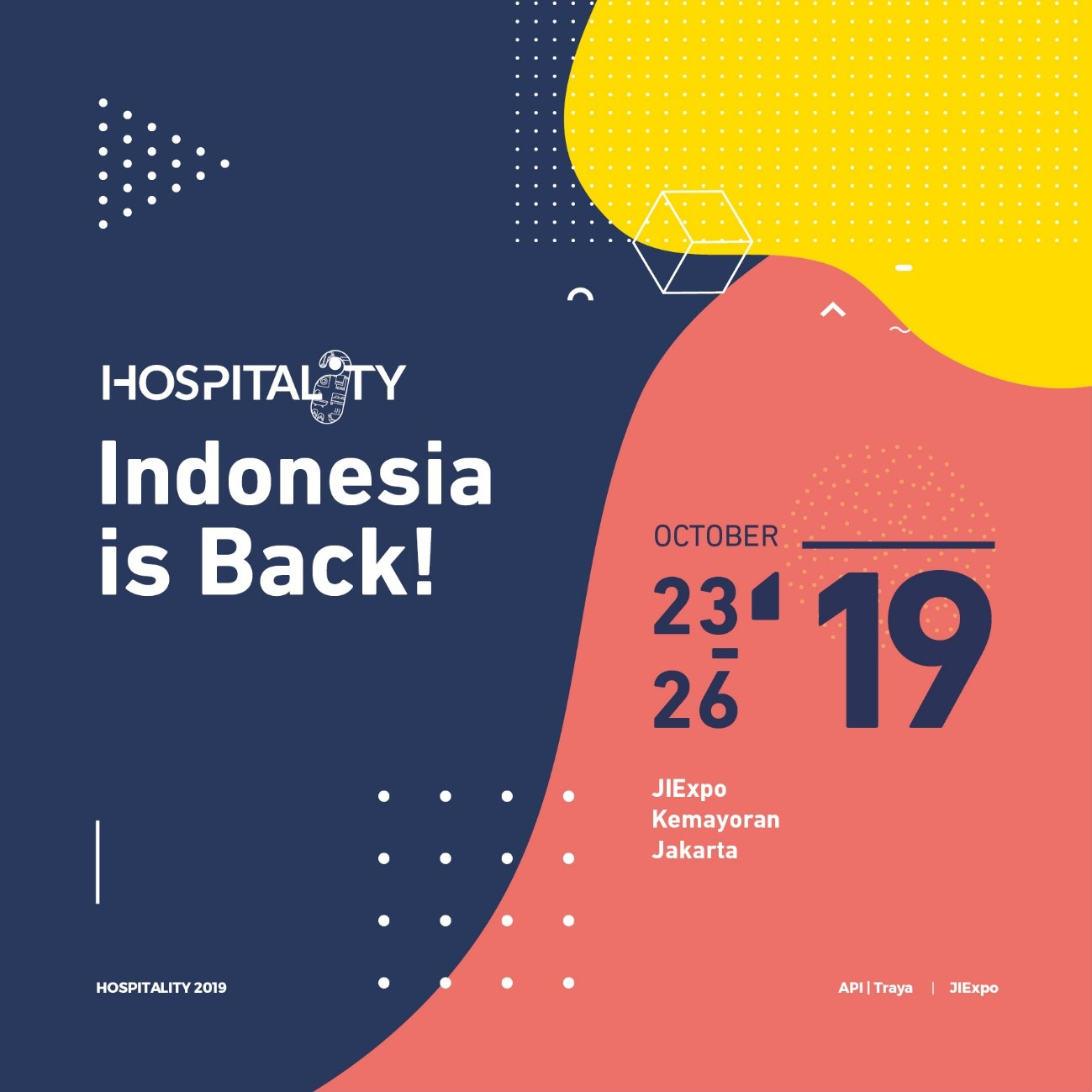 Pameran Hospitality Indonesia 2019: Mengusung Inovasi Desain yang Berbasis Humanis