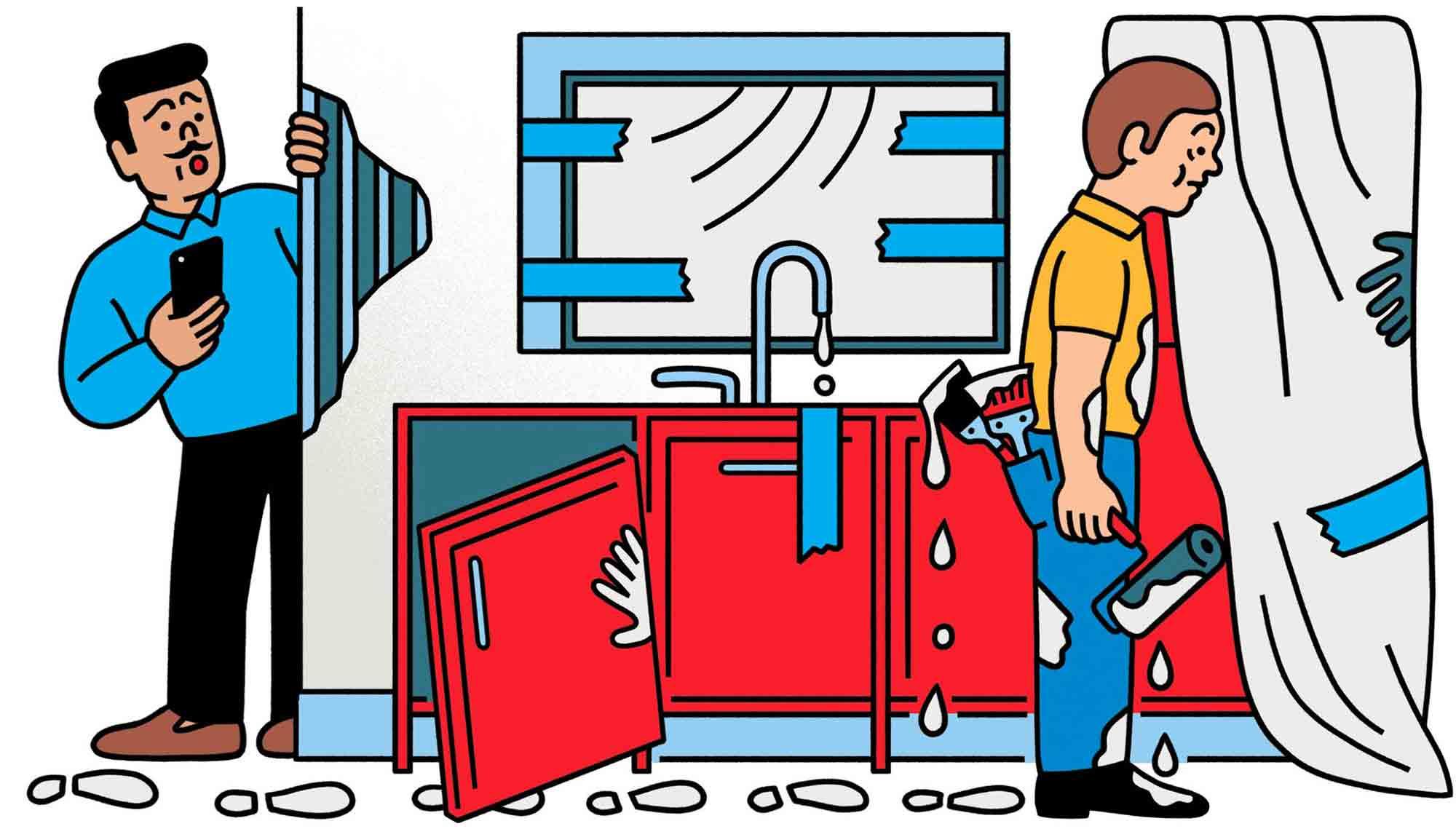 4 Tips Menghindari Ulah Kontraktor Nakal | Foto artikel Arsitag