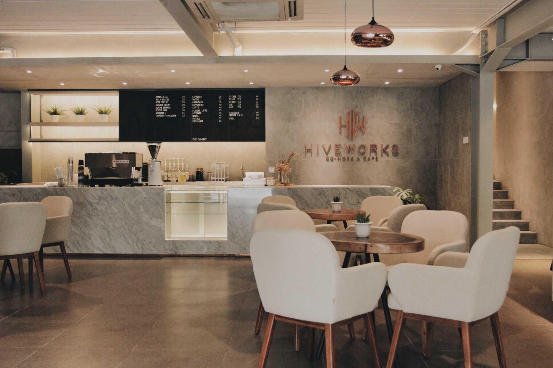 Desain Interior Coworking Space Dilengkapi Kafe Kekinian untuk Milenial Kreatif Super Produktif | Foto artikel Arsitag
