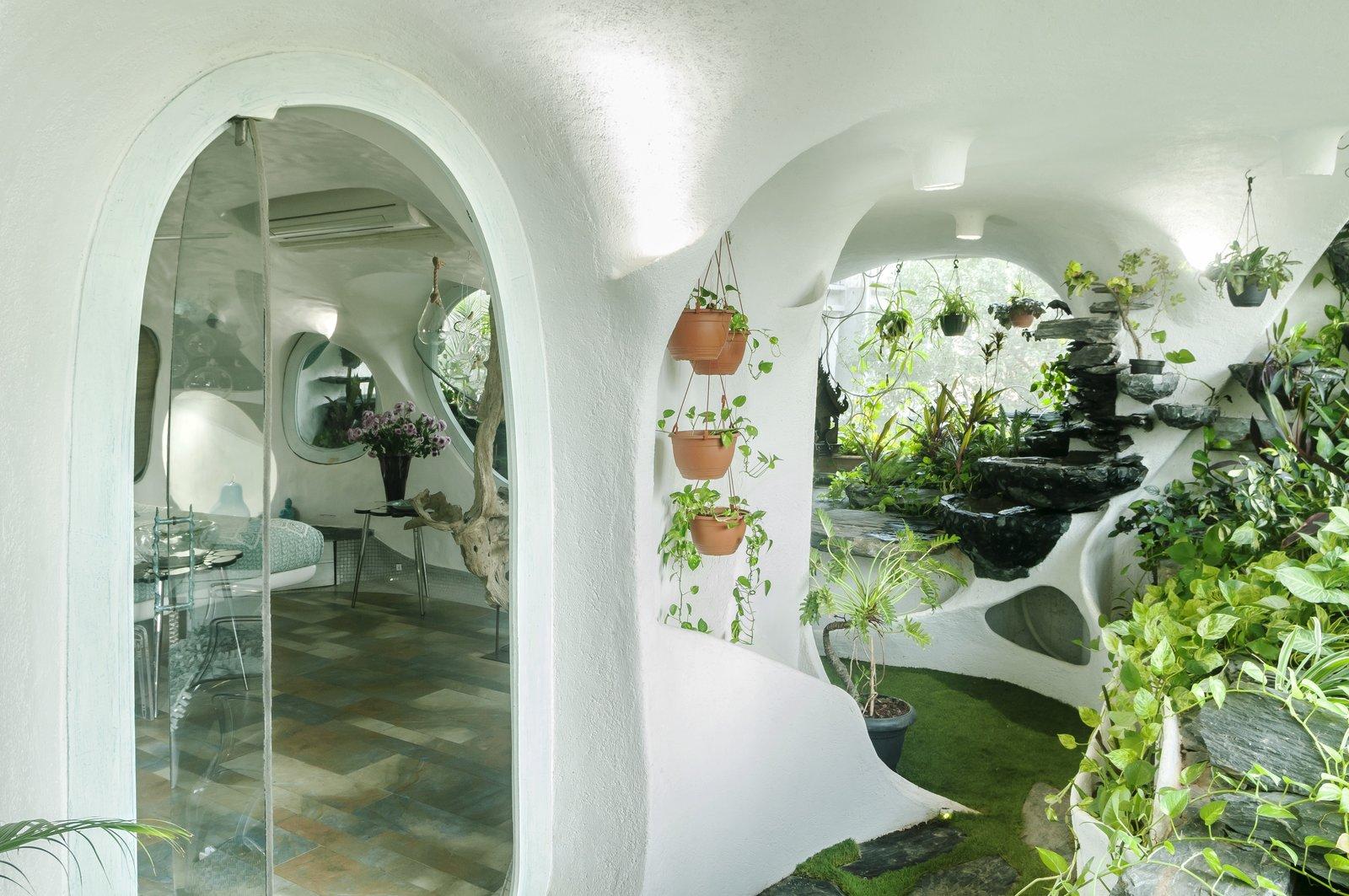 The White Room dengan kesan asri yang ditampilkannya (Sumber: dwell.com)