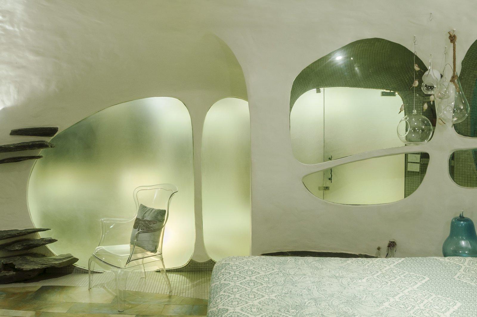 Furnitur yang tidak mengganggu flow ruangan (Sumber: dwell.com)