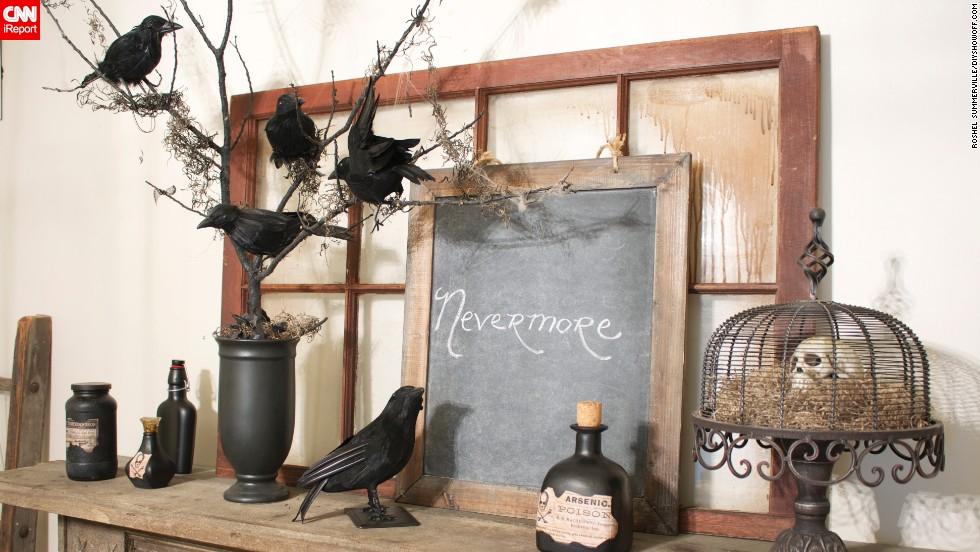 Burung gagak, salah satu simbol mistis (Sumber: edition.cnn.com)