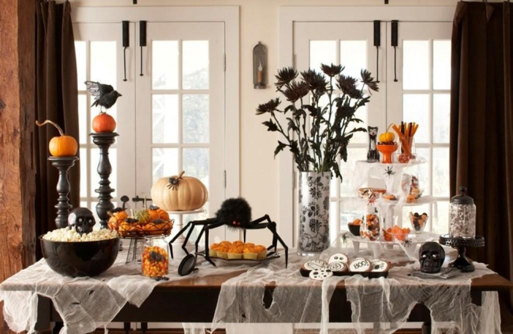 Ide Dekorasi Rumah Unik dan Keren untuk Menyambut Halloween   Foto artikel Arsitag