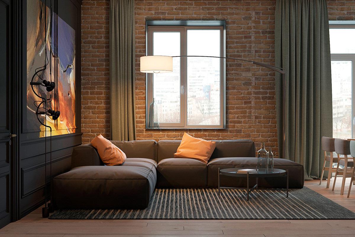 Desain Interior Apartemen Eklektik Minimalis yang Tampil Mewah dan Elegan | Foto artikel Arsitag