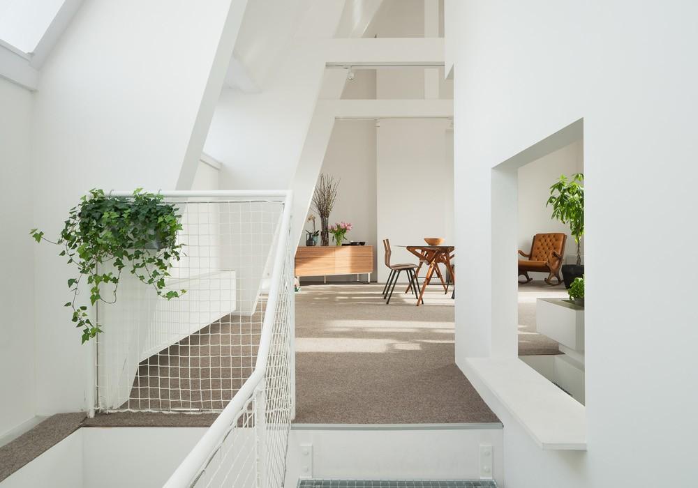 Dekorasi hijau yang tak berlebihan (Sumber: home-designing.com)