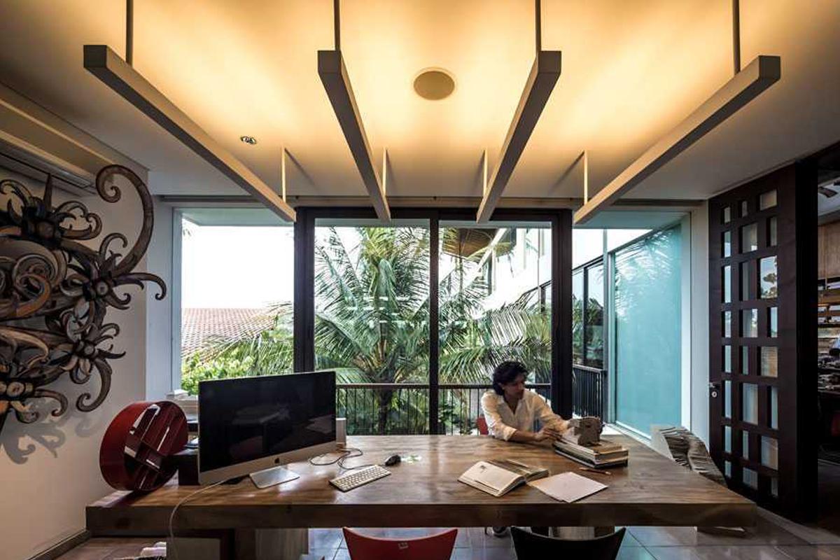 Desain Interior Home Office