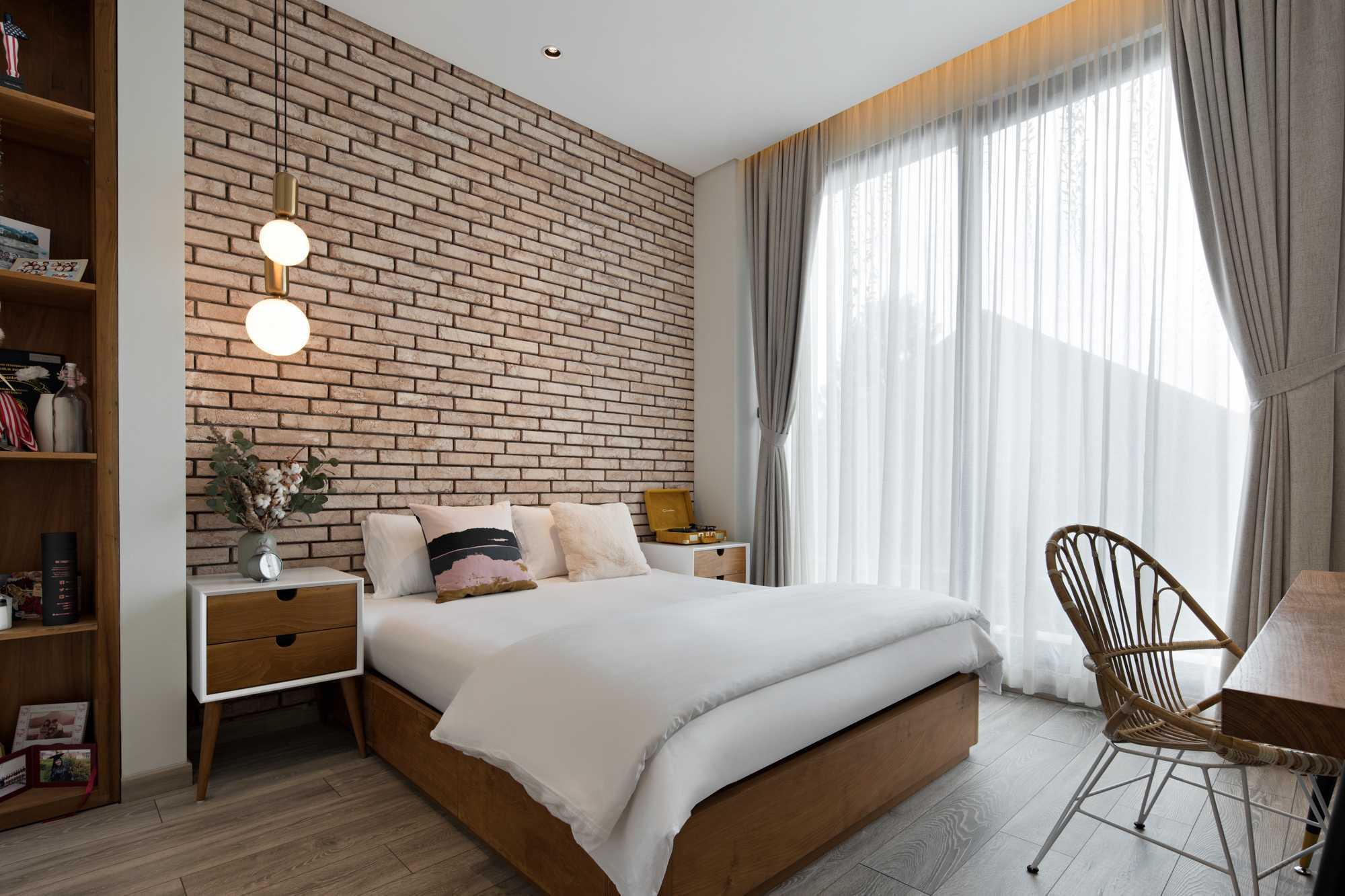 Kamar tidur B House karya Gohte Shafuji (Sumber: arsitag.com)