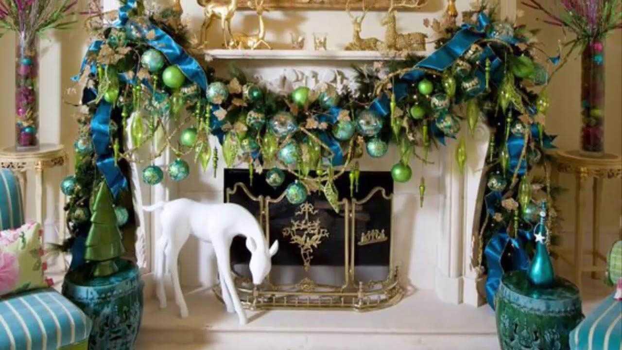 Inspirasi Dekorasi Natal Warna Biru Yang Syahdu Dan Cantik