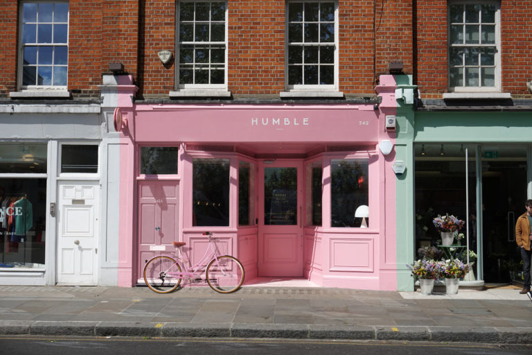 Desain Restoran Serba Pink yang Elegan dan Super Menggemaskan | Foto artikel Arsitag