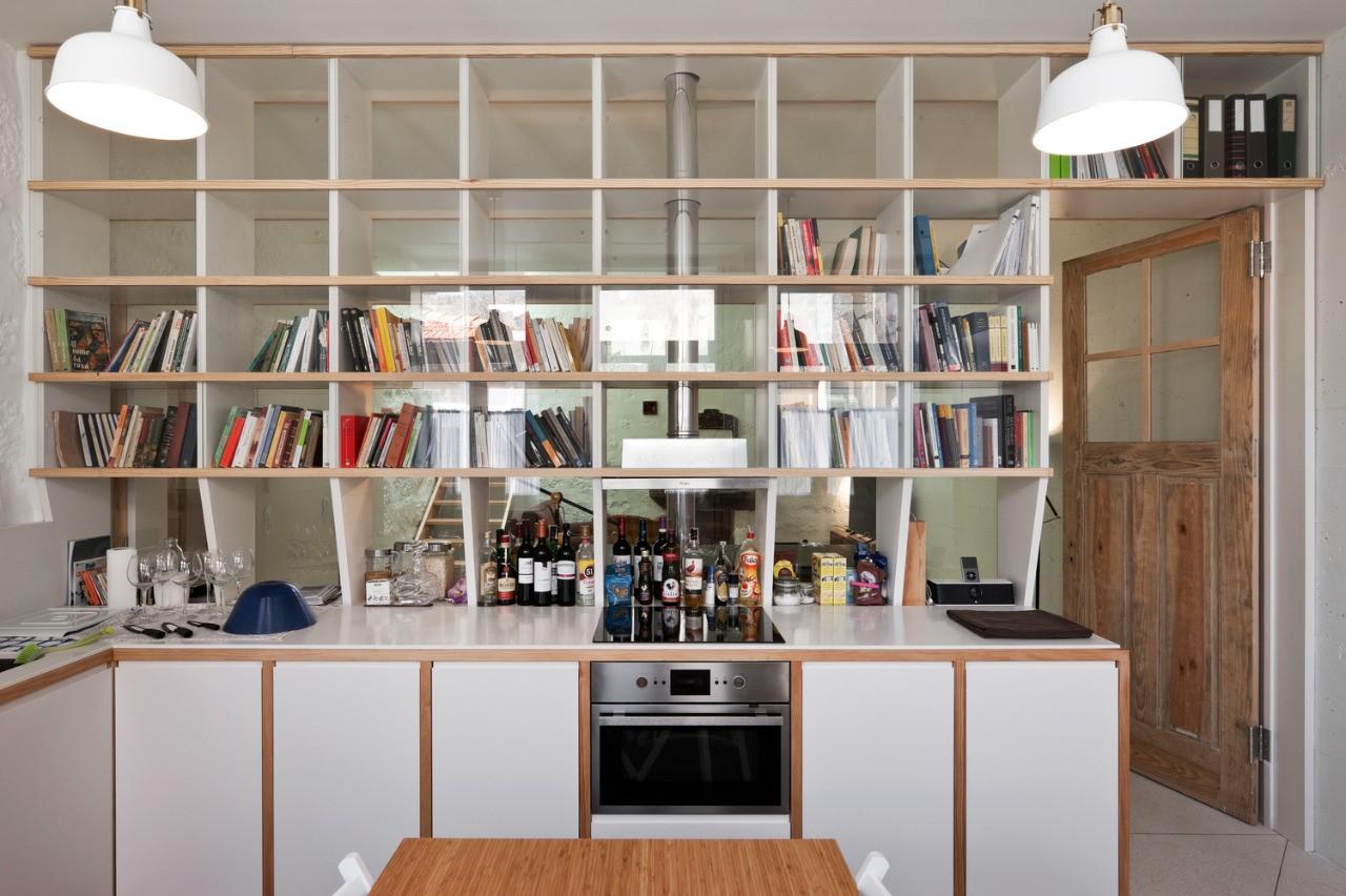 Inspirasi Desain Dapur Mungil Kreatif dan Unik - ARSITAG