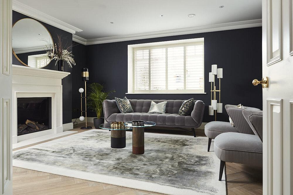 Nilai jual rumah dapat lebih tinggi karena didesain secara profesional (Sumber: janehigginshomedesign.com)