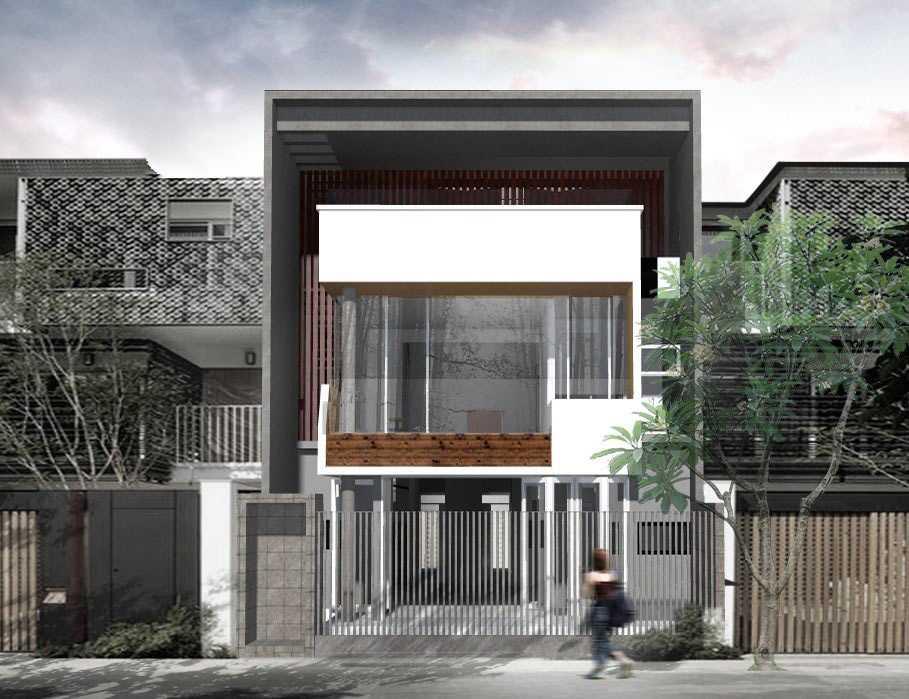Rumah Tumbuh Dua Muka | Foto artikel Arsitag