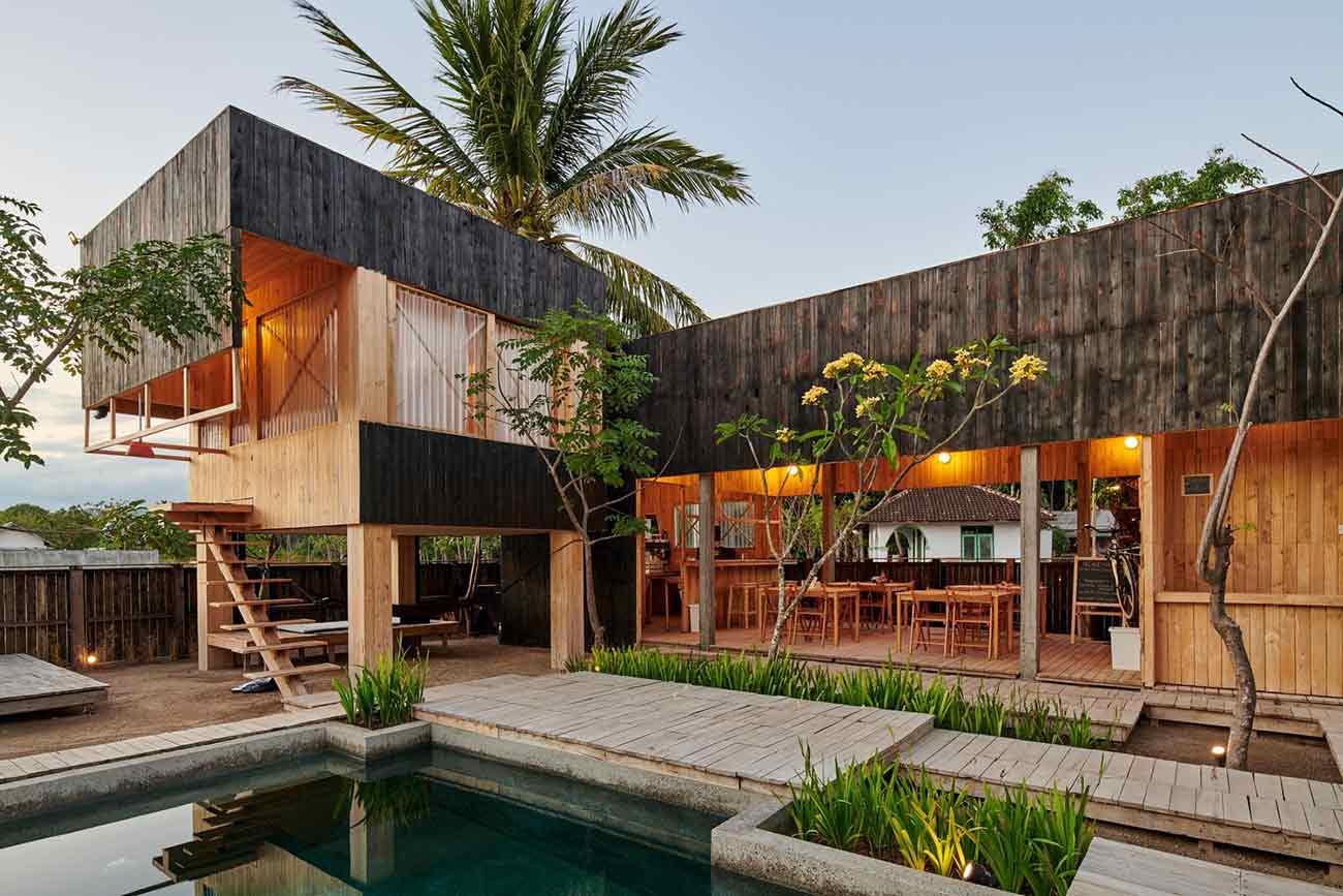 Kiyakabin: Vila Kekinian di Lombok Karya Atelier Riri yang Super Instagrammable | Foto artikel Arsitag