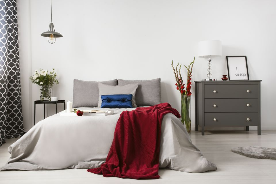 Inspirasi Desain Interior Kamar Tidur Romantis yang Bikin Kangen Pasangan | Foto artikel Arsitag