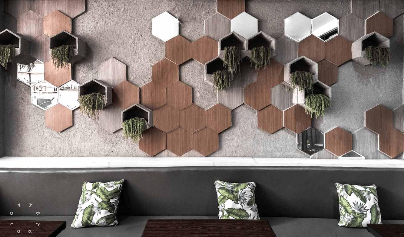 Berbagai Cara Menghias Dinding Rumah Anda dengan Penuh Gaya | Foto artikel Arsitag