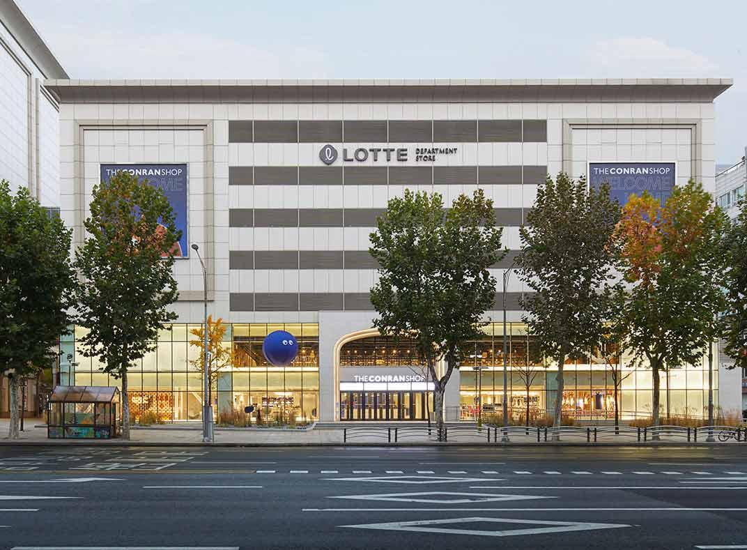 Transformasi Parkiran Mobil di Seoul Ini Jadi Design Store Super Keren | Foto artikel Arsitag