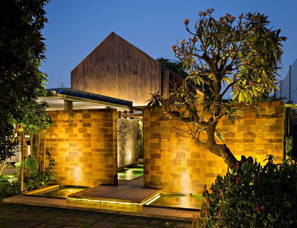 Pesona Vila Mewah Tropis Minimalis di Bali Besutan D-Associates   Foto artikel Arsitag