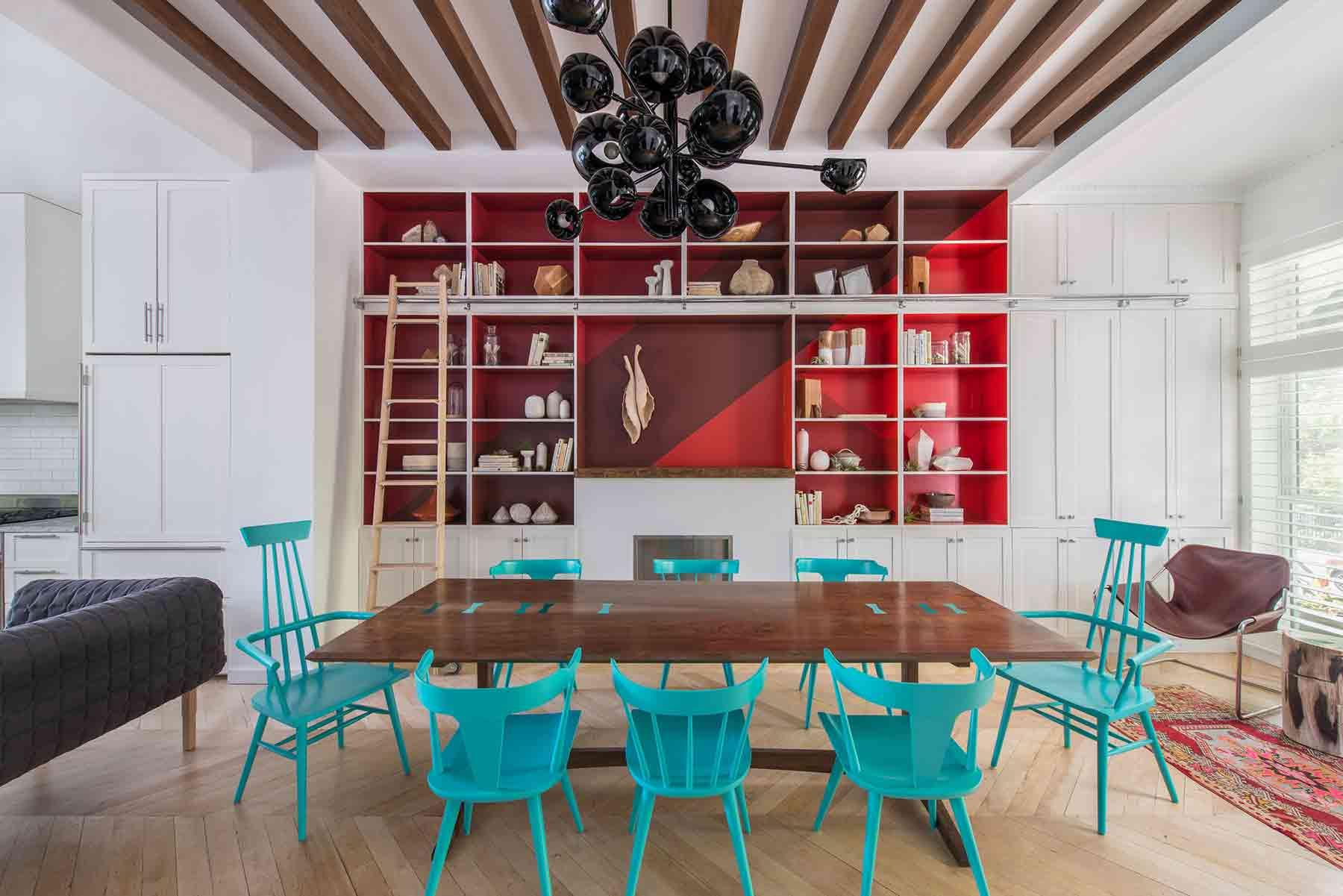 Desainer profesional membuat Anda lebih efisien menata rumah // jhinteriordesign.com