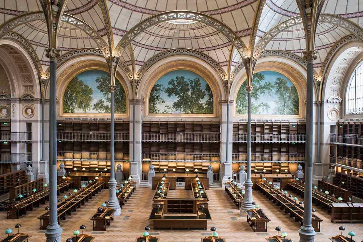 10 Desain Perpustakaan yang Mengundang Decak Kagum dari Seluruh Dunia | Foto artikel Arsitag