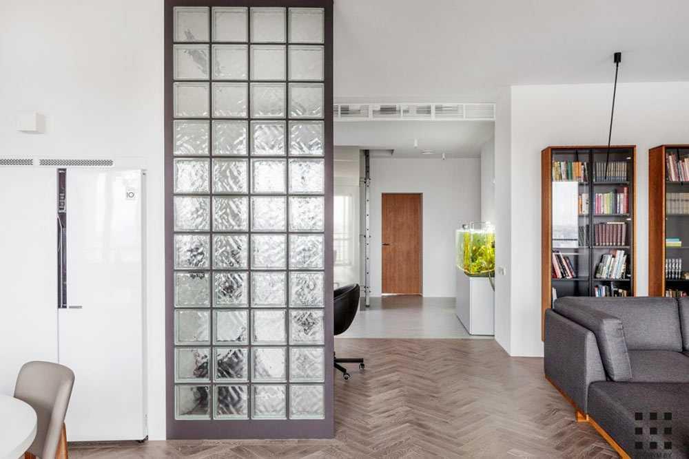 Ide Desain Partisi Ruang Minimalis Super Keren untuk Interior Rumah Anda | Foto artikel Arsitag