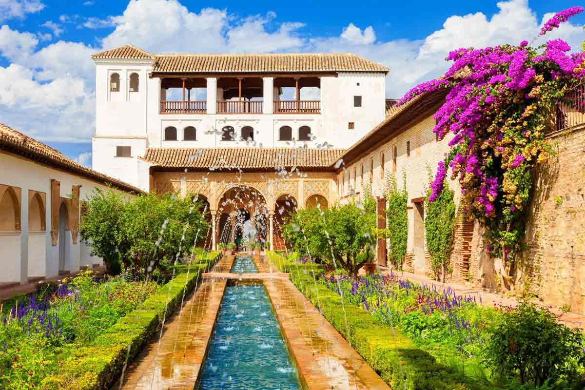 Taman Maroko Alhambra // musement.com