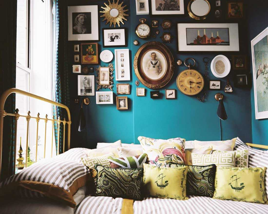 Inspirasi Desain Interior Gaya Boho Maskulin yang Keren dan Berkarakter | Foto artikel Arsitag