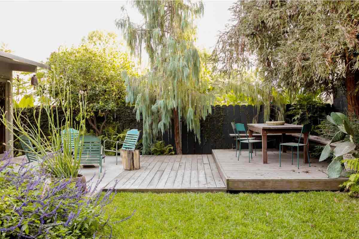 Patio taman karya Terremoto // gardenista.com