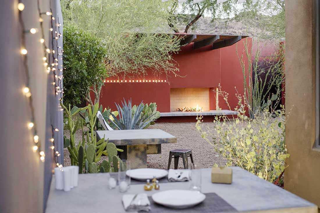 Taman kaktus karya Steve Martino // stevemartino.net