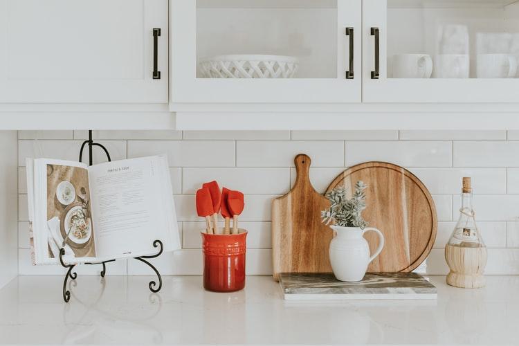 Dekorasi dapur cantik, via unsplah