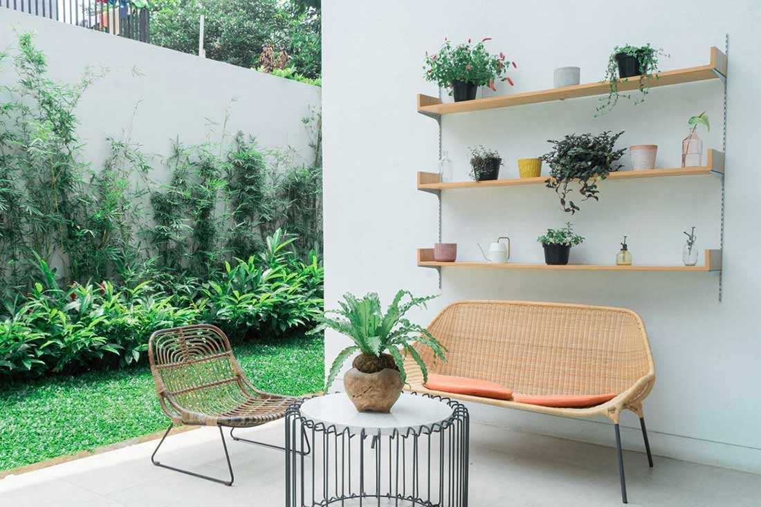 Desain rumah karya MIVEWORKS, via arsitag.com